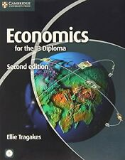 Economics for the IB Diploma with CD-ROM NEU Taschen Buch  Ellie Tragakes
