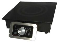 Sunpentown 2700W Commercial Induction (Built-In) Sr-652R Induction New