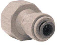 "John Gast Wasserhahn Adapter Filter Gefrierschränke 15mm 1/2"" Bsp X 1/4"" Druck"
