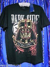 Dark Side Darth Vader T Shirt Star Wars T Shirt Mens Size Medium Darths Face