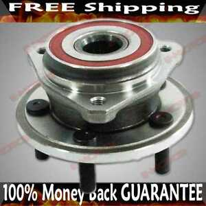 Front Wheel Hub Bearing Models wit Full Cast Rotors ONLY for 97-06 Jeep Wrangler