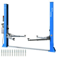 2 Post Lift 4.2 t Twin Busch ® BASIC-Line TW 242 A