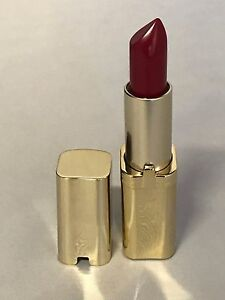 L'OREAL PARIS COLOUR RICHE ~ Some Like It Scarlett 311 * with minor flaw