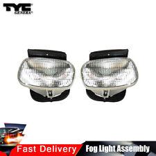 TYC Fog Driving Lights Lamp Assembly Left & Right 2PCS For Ford Ranger 1998-2000