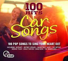 100 Hits - Car Songs Various Artists 0654378716423