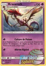 Pokemon - Kravarech - reverse - 92/236 SL12  - VF Français