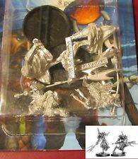 Ral Partha 01-237 Rapataurs Dark Elf Lizard-Centaurs (2) Miniatures Warriors Nib