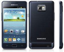 SAMSUNG Galaxy S2 Plus (Ultimo Modello) - 8 GB & 8 MP-Sapphire Nero (Sbloccato)