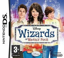 WIZARDS OF WAVERLY PLACE - DS - GAME - NEW AND SEALED - UK RELEASE