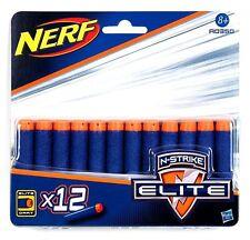 Brand New NERF N-Strike 12 ELITE DARTS Refill Pack OFFICIAL