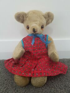 Antique Vintage Teddy Bear