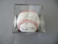 N.Y.YANKEES-KUBEK/LARSEN/SKOWRON/SLAUGHTER/ SIGNED MLB BALL