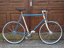 BIEMEZETA sola velocidad fixie fijo bici carretera vintage restaurado - 59 cm