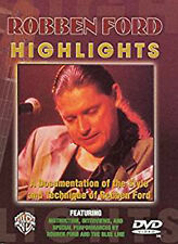 Robben Ford - Highlights [DVD], New DVD, ,