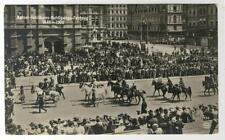AK Wien I, KaiserHuldigungs-Festzug 1908, Gruppe im Renaissance-Kostümen Foto-AK
