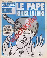 Charlie Hebdo n°407 du 31/07/1978 Pape Jean-Paul Ier Gébé