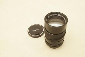 Vivitar Auto Telephoto 135mm f/2.8 Lens Canon FD Mount