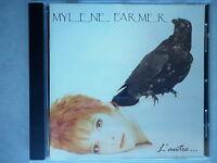 Mylene Farmer cd album L'autre