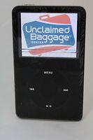 Apple iPod classic 5th Generation Black 30GB (24-7B)
