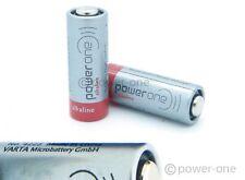 2 VARTA A23 12V Alkaline-Batterie MN21-V23GA-23A P23GA Ø10,0 x 28,3mm