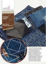 Indigo Quilt Anita Goodesign Embroidery Machine Design Cd