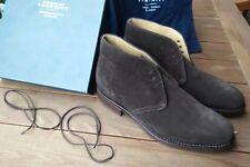 Charles Tyrwhitt UK 7,5 EUR 41(,5) Stiefel Chukka Boots Velourleder Goodyear