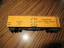 Vintage HO Scale wood G.A.R.X. GARX boxcar 854