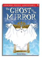 (Good)-Ghost in the Mirror (Puzzle adventures) (Paperback)--0746088663