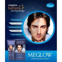 Meglow New Whitening Face Cream Fairness Men Fair Glowing Skin30GM/50GM FS