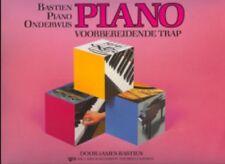 Bastien Piano onderwijs: Theorie-Eerste Trap (en holandés), Nuevo, James Bast