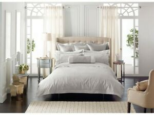 Sheridan Millennia 1200 Thread Count Silver Double Size Duvet Cover Set