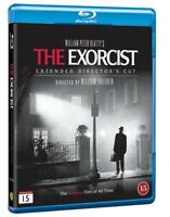 The Exorcist Extended Directors Cut Blu Ray