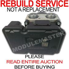 07 08 09 10 11 12 BMW R K series Motorcycle iABS2 ABS4 ABSIV ABS Module REBUILD