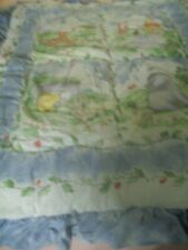 DISNEY WINNIE THE POOH AND FRIENDS QUILT/BLANKET