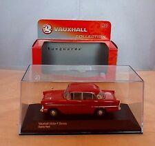 CORGI LLEDO VANGUARDS Vauxhall Victor F Series Gypsy Red VA03800 1:43 Boxed