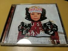 Music to Your Ears - Classical Christmas CD Various Artists 1997 AT&T Promo