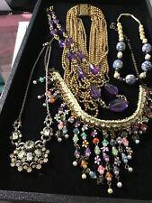 Vintage Necklace Lot  #5