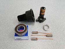 ARK113 NEW REPAIR KIT FOR BOSCH ALTERNATOR Bearings 6003  Slip Ring Brushes