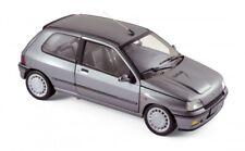 Norev 185234 Renault Clio 16S 1991 - Tungstene Grey 1:18