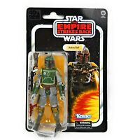 "Star Wars Black Series Boba Fett 6"" Figure Empire Strikes Back 40th Anniversary"