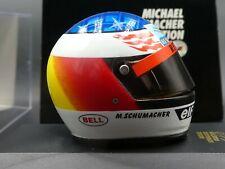 Minichamps 1:8 Michael Schumacher Helmet F1 1995 World Champion Benetton