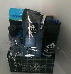 ❤️ Happy Valentine's / Birthday Men Adidas Peppermint Clean Gift Set