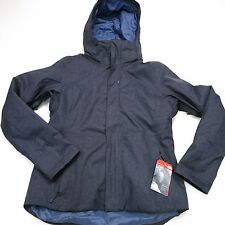 $299 North Face Women's Powdance Jacket Medium Urban Navy 2TJM NEW