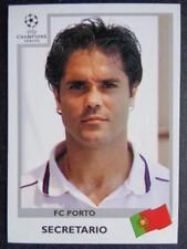 Panini Champions League 1999-2000 - Secretario (FC Porto) #156