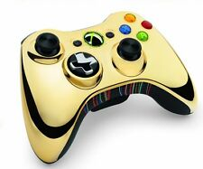 Microsoft Xbox 360 Limited Edition Star Wars C-3PO Gold Wireless Controller