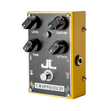 COMPRESSOR - GUITAR EFFECT PEDAL  -  HAND BUILT - 2 YEARS WARRANTY