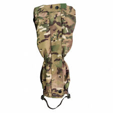 HMTC CAMO MTP COMPATIBLE ARMY MILITARY STYLE TOUGH DURABLE WATERPROOF GAITERS