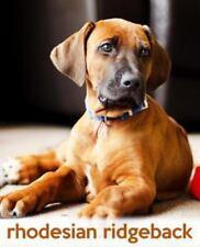Rhodesian Ridgeback : A Gift Journal for People Who Love Dogs: Rhodesian Ridg.