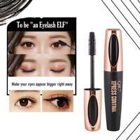 Magic 4D Silk Fiber Eyelash Mascara Extension Makeup Black Waterproof Eye Lashes