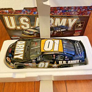 Milestone Development 1/16 Scale U.S. ARMY 05 Metal Nascar Joe Nemechek Limited